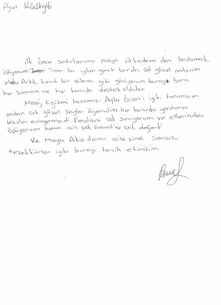 Aysel Küçükoğlu